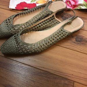 Stuart weitzman sandals size 10